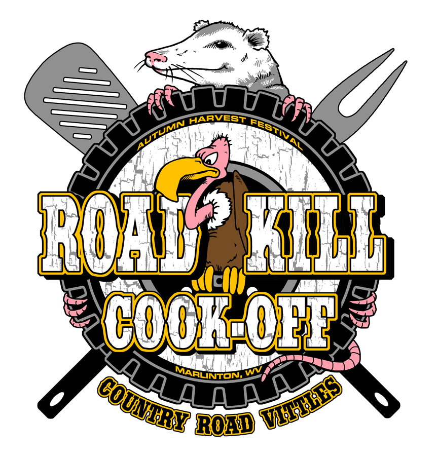 Roadkill Cook Off Logo