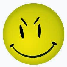 evil walmart happy face logo